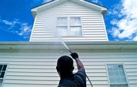 Residential Power Washing  Pressure Washing The Woodlands