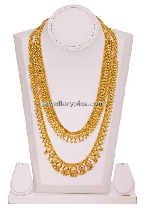 lalitha jewellers gold gundla haram   steps