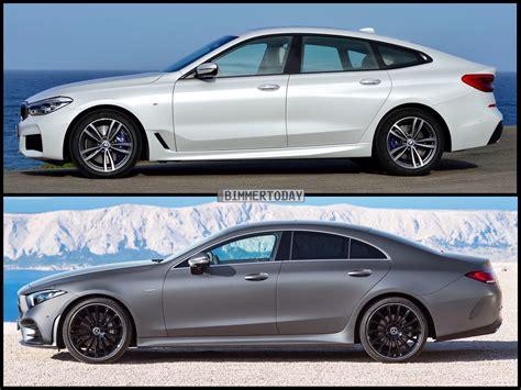 Bmw 6 Series Gt Photo by Photo Comparison Bmw 6 Series Gt Vs Mercedes Cls Class