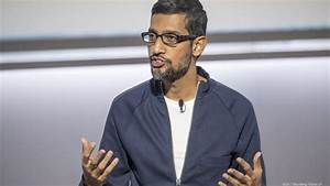 Google CEO Sundar Pichai talks AI, Elon Musk, James Damore ...