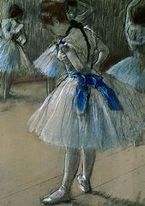 Photos of Dancer Misty Copeland Recreating Famous Degas ...