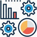 Icon Data Management Governance Processing Icons Adjustment