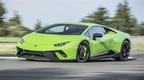 2017 Lamborghini Huracán Performante First Drive Record
