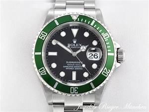 Uhr Rolex Herren : rolex uhr submariner stahl 16610 lv gruen herren ~ Kayakingforconservation.com Haus und Dekorationen