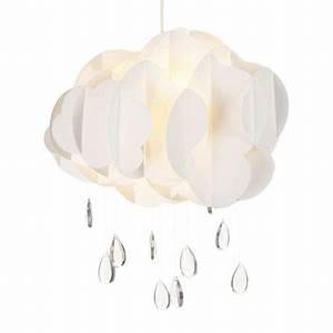 Lustre Pour Chambre : lampes design lustre et suspensions pour la chambre des enfants nuage ~ Teatrodelosmanantiales.com Idées de Décoration