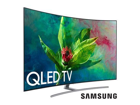 class qc  curved smart qled tv  tvs