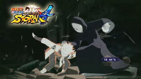 Naruto Shippuden Ultimate Ninja Storm 4 Spiral White Zetsu