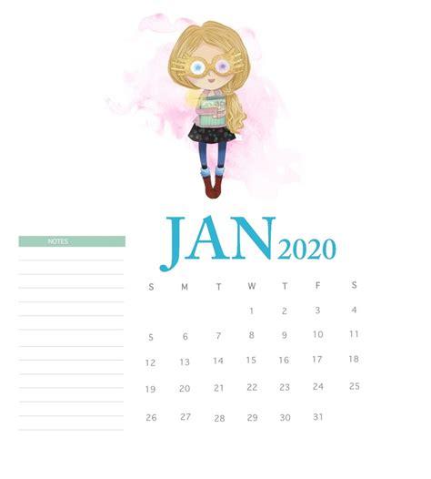 printable calendar harry potter ten  printable