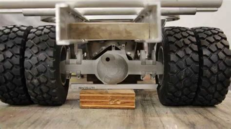 build a kenworth all metal rc kenworth log truck build in pictures youtube