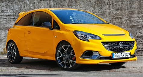 opel corsa gsi new opel corsa gsi gets a 150ps 1 4l turbo and opc chassis carscoops