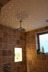 Installing pendant lights in bathroom : Ideas about starry ceiling on