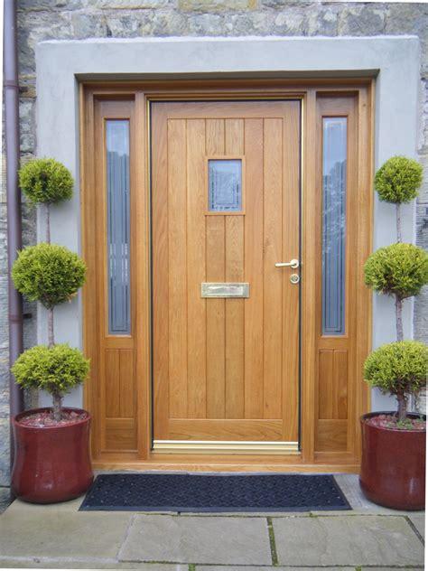 big front door modest big front door with solid oak wood materials