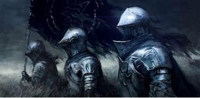 Knight 4k Warrior Vulpes Sktch Wallpapers Background