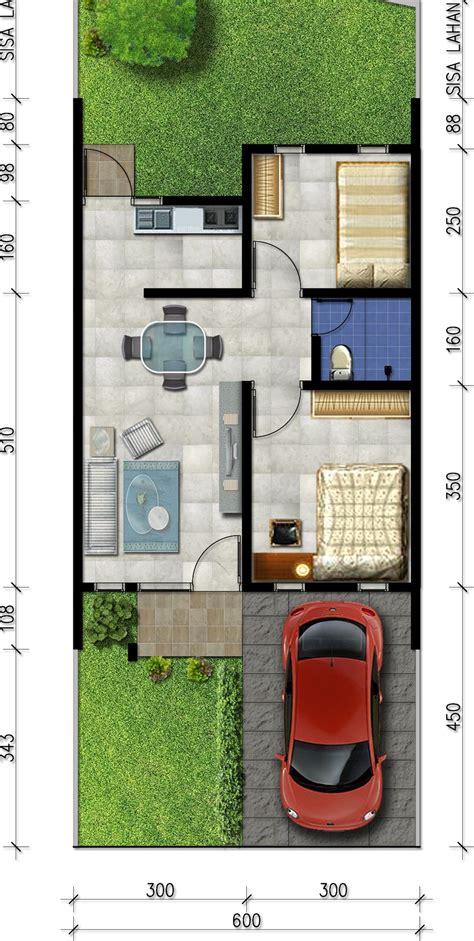 gambar desain rumah minimalis type  terbaru desain