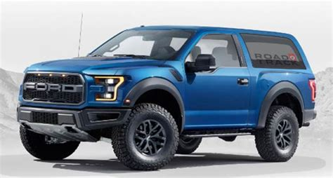 2019 Ford Bronco Specs, Release, Price