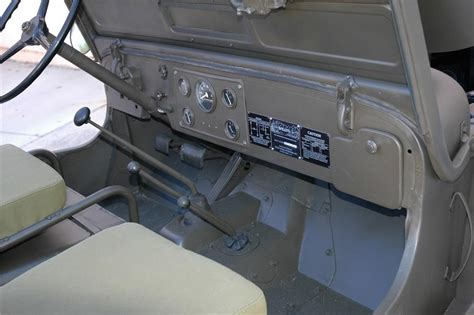 willys jeep interior 1946 willys utility jeep 60872