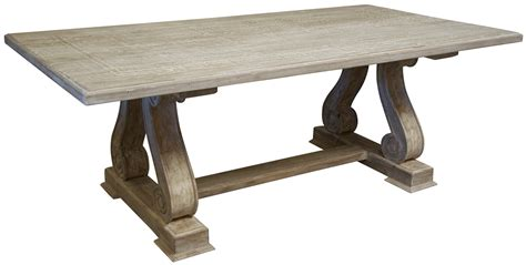 Tisch Holz Grau by Weathered Gray Painted Wooden Outdoor Dining