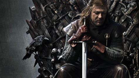 House Stark, Game Of Thrones, Ned Stark, Sean Bean, Iron