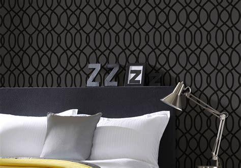 papier peint tendance chambre superbes papiers peints pour la chambre dcoration