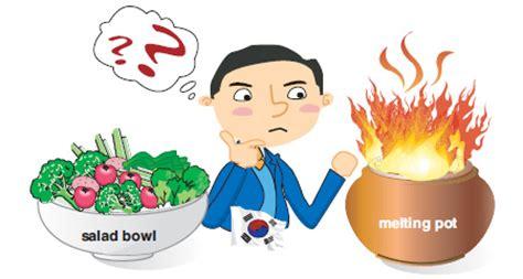 korea needs to become salad bowl