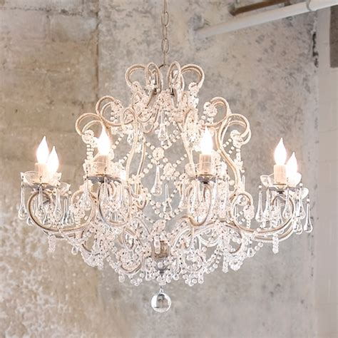 shabby chic chandeliers rachel ashwell loveisabella
