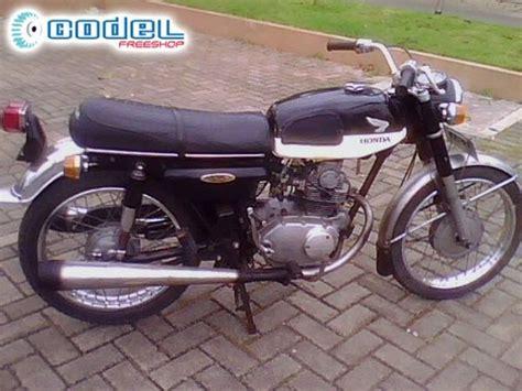 Motor Cb 125 Classic by 1969 Honda Cb 125 Original For Sale Jawa Timur