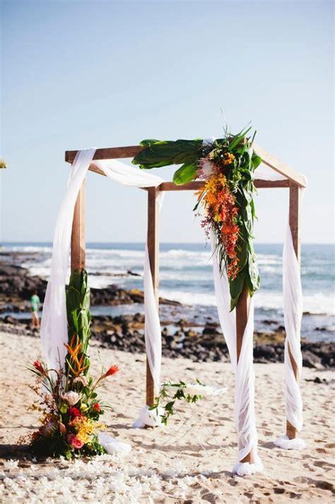 25 Best Ideas About Hawaiian Wedding Flowers On Pinterest