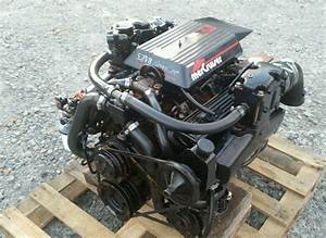 Mercruiser 5 7 Liter V8 260 Hp Complete Drop In Engine