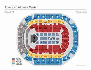 Budweiser Event Center Seating Chart Seating Maps American Airlines Center