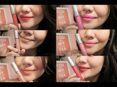 exclusive matte wardah lipcream 1 wardah make emina lip warna sama