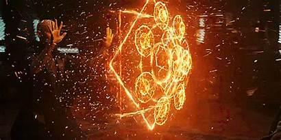 Strange Doctor Magic Marvel Dr Master Shield