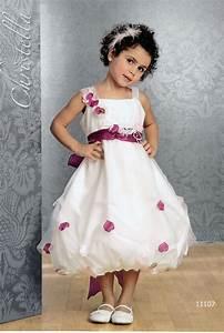 vetements de ceremonie pour filles demoiselles d39honneur With robe enfant pour mariage