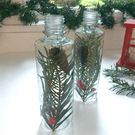 discovery christmas tree pine tree discovery bottles preschool science no time for flash cards