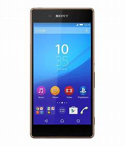 Sony Xperia Z3  4g 32 Gb Price In India
