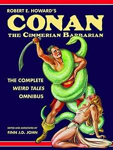 Robert E. Howar... Conan Cimmerian Quotes
