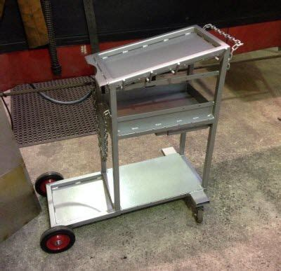 mig welding cart welding cart welding table welding
