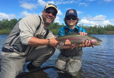top  reasons  fish alaska  july alaska fly fishing