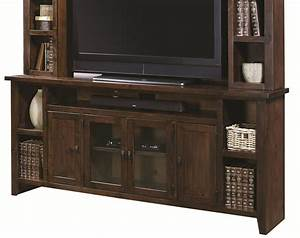 Aspenhome Alder Grove DG1036 TOB 84quot Entertainment Console