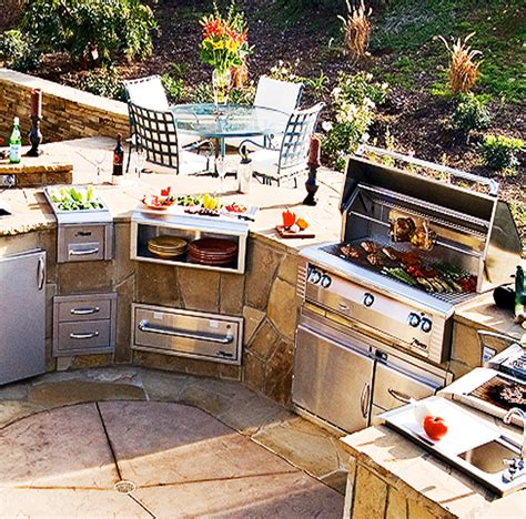gas grills  alfresco paradise outdoor kitchens