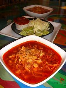 Image Gallery mexican posole