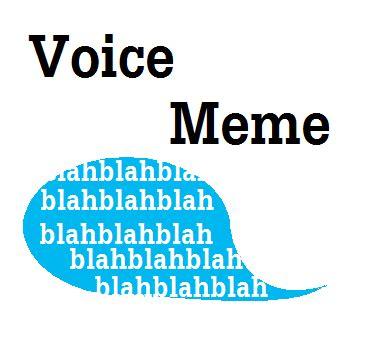 Voice Meme Questions - voice meme by sniickers on deviantart