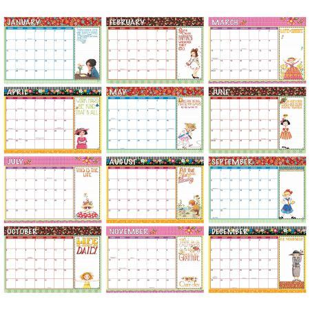 mary engelbreit calendar pad current catalog