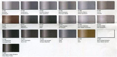 pinturas acrylicos vallejo metal color gris metalizado