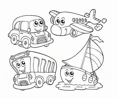 Coloring Kindergarten Pages Printable Preschool Sheets Worksheets