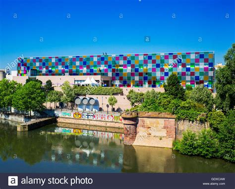 museum of modern and contemporary strasbourg alsace