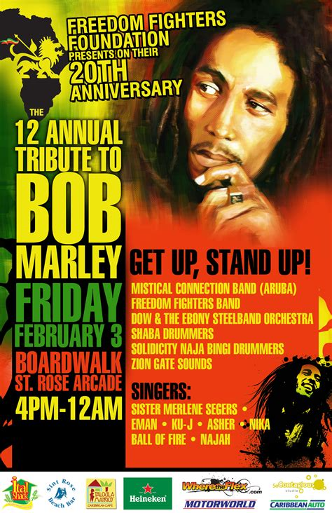 bob marley posters  quotes quotesgram