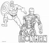 Iron Coloring Pages Getdrawings sketch template