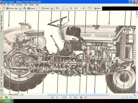 collection mf 282 wiring diagram pictures wire diagram