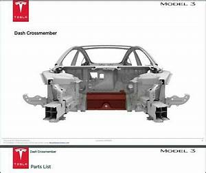 Tesla Model 3 Service Repair Workshop Manual  U0026 Wiring