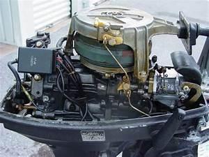 18 Hp Tohatsu Outboard